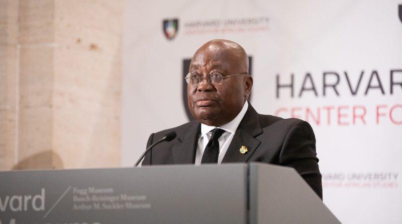 Interview: H.E. Nana Akufo-Addo, President of Ghana