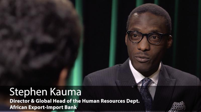 Video Interview: Stephen Kauma