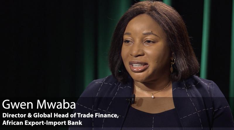 Video Interview: Gwen Mwaba