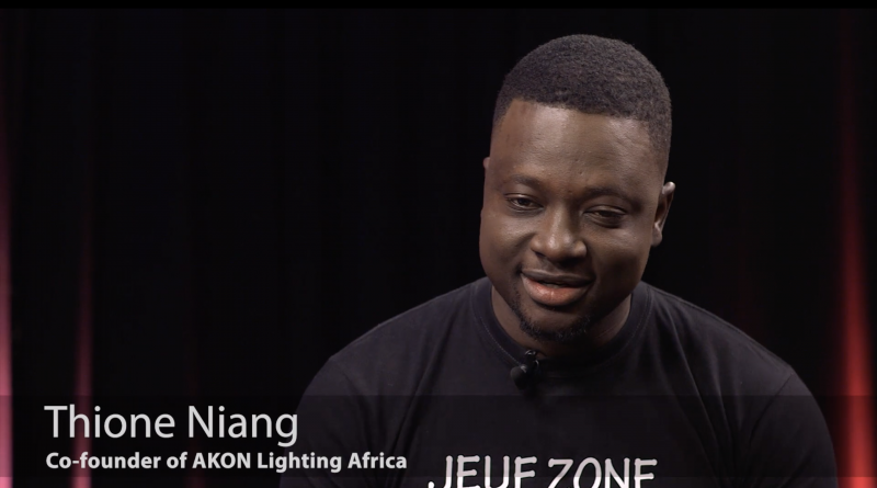 Video Interview: Thione Niang