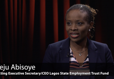 Video Interview: Teju Abisoye
